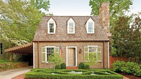 Re Create Colonial Williamsburg Style Southern Living Colonial Williamsburg House Plans