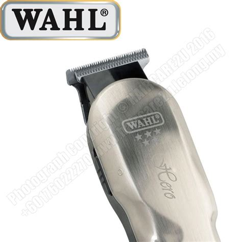 wahl hero 8991 t shaped fading blades detailer amp trimmer