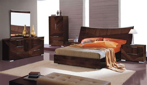 made in italy wood high end contemporary furniture with