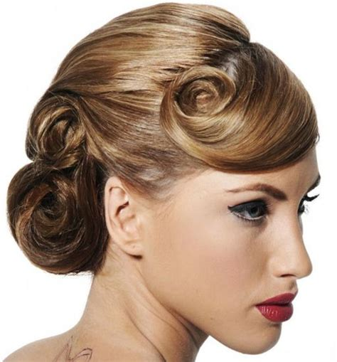 front hairstyles with a bun classic updo wedding hairstyles for brides