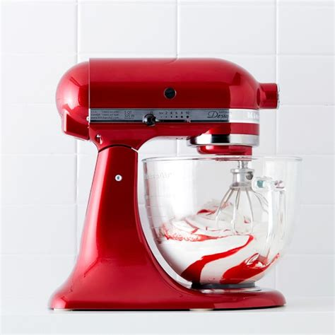 KitchenAid® Stand Mixer Glass Bowl Attachment   Williams