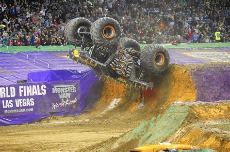 monster truck jam orlando monster jam s tom meents talks keys to victory orlando