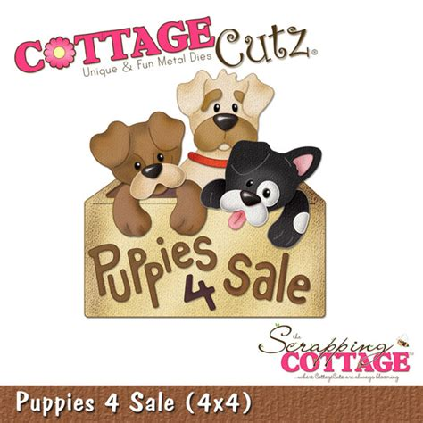 cottagecutz puppies 4 sale 4x4 retired