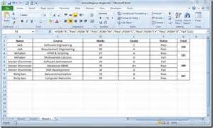 Excel 2010 Spreadsheet Generate Shapes From An Excel Spreadsheet In Visio 2010