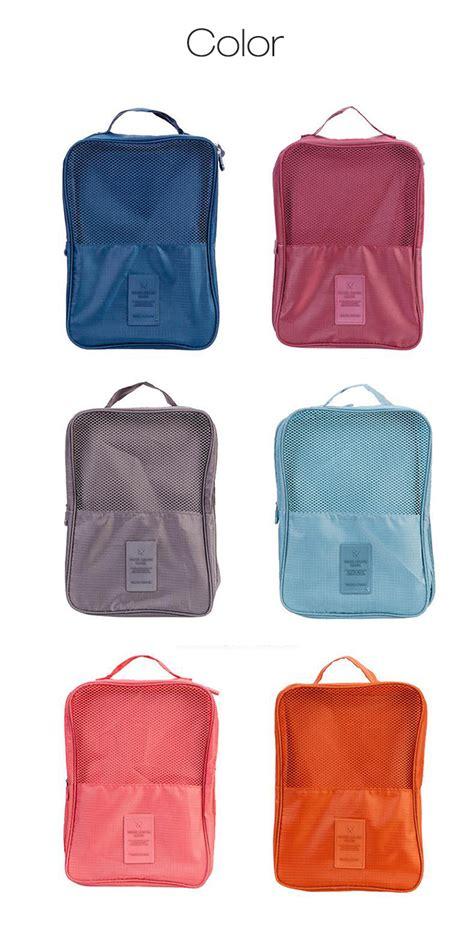 Travel Pouch Eleven Tuatara honana hn tb18 travel storage bags waterproof portable shoes box pouch organizer bag cube