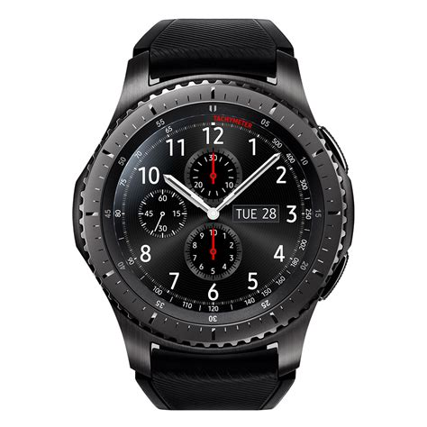 Samsung S3 Gear samsung announces the gear s3 classic and gear s3 frontier
