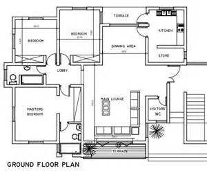 Floor Plans For 3 Bedroom Flats by 3 Bedroom Flats Our Smart Cities