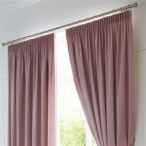 tony s curtains dijon thermal blackout tape top curtains pink