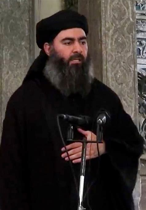 abu bakr al baghdadi who is the most famous person in the world right now