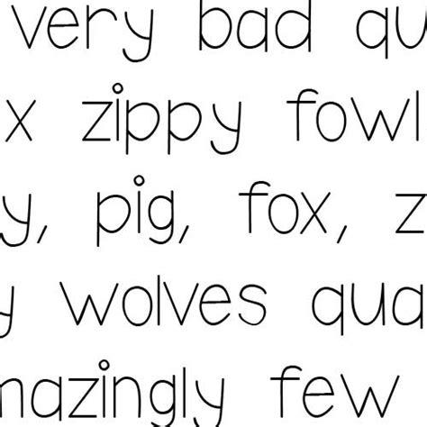 doodle fonts doodle print font
