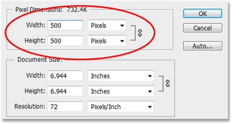 photoshop layout size the 72 ppi web and screen resolution myth