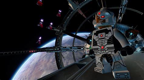 Lego Batman L by Lego Batman 3 Cyborg Gameplay Screenshot