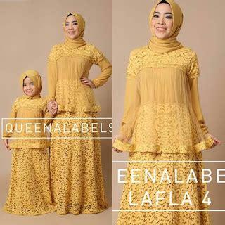 Baju Muslim Anak Dan Ibu baju muslim ibu dan anak