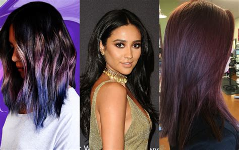 fall 2017 color trends 8 major fall 2017 hair color trends you can try now