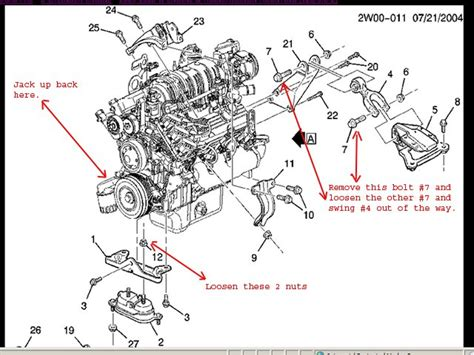 2000 Pontiac Grand Prix Engine Diagram 2005 Pontiac Grand Prix I Change The Back 3 Spark Plugs