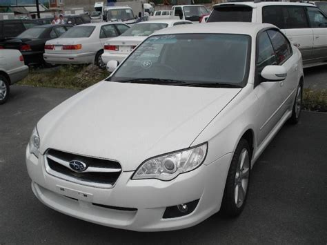 used subaru legacy 2006 subaru legacy b4 sti automatic related infomation