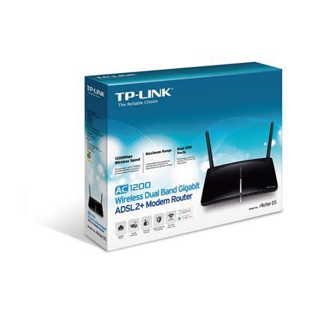 Tp Link Ac1200 Wireless Dual Band Gigabit Adsl2 Modem Router Archer tp link ac1200 wireless dual band gigabit adsl2 modem
