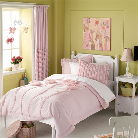bedroom comforters and curtains cute window valance for girls rooms colorful kids rooms