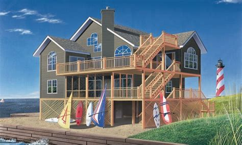 beach house plans on piers beach house plans for homes on pilings plans on piers