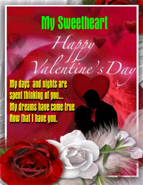 valentines sweet message a sweet message free kisses smooches ecards