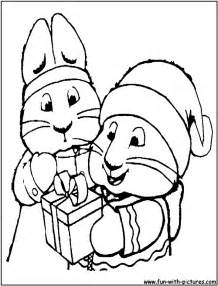 max and ruby coloring pages max and ruby coloring page coloring