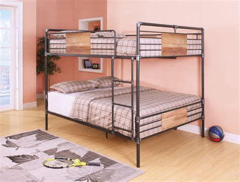 size bunk bed frame twopinesranch