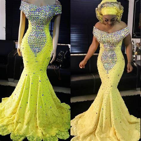 wedding digest asoebi mercy aigbe gentry sizzles in sparkling aso ebi style