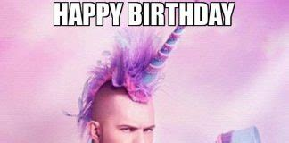 Gay Unicorn Meme - happy birthday wishes for sister sayingimages com