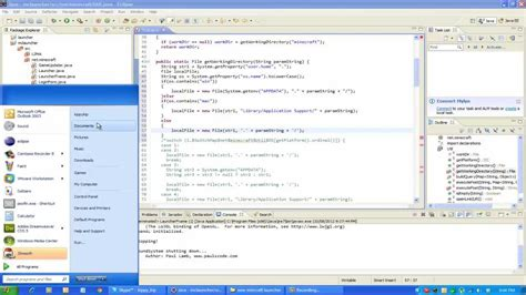 download youtube jar how to decompile the 1 3 1 5 minecraft launcher and
