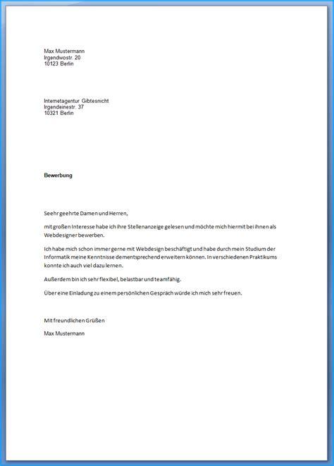 Anschreiben Muster Fur Praktikum 9 Bewerbungsanschreiben Praktikum Rechnungsvorlage