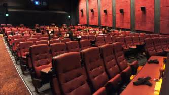 Amc Chairs Amc Fork Amp Screen Theatre At Downtown Disney Review