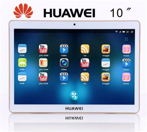 Tablet 10 Inch Huawei cheap huawei 10 inch tablet pc eight nuclei 3g call