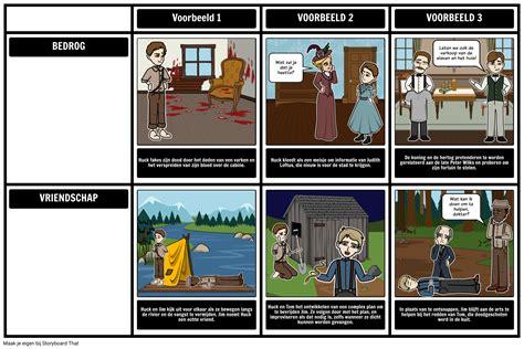 themes and exles in huckleberry finn avonturen van huckleberry finn theme storyboard