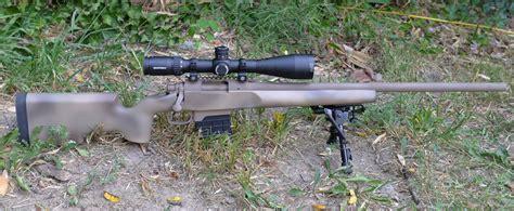 Handmade Rifle - remington 700 sps 243 win to 6 creedmoor conversion
