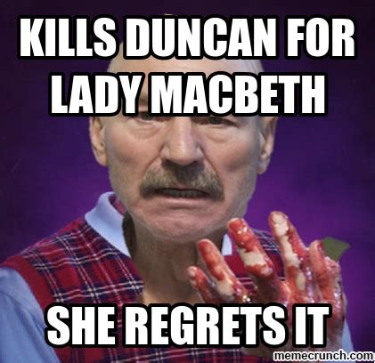 Lady Meme - macbeth meme