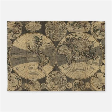 rug map antique map rugs antique map area rugs indoor outdoor rugs