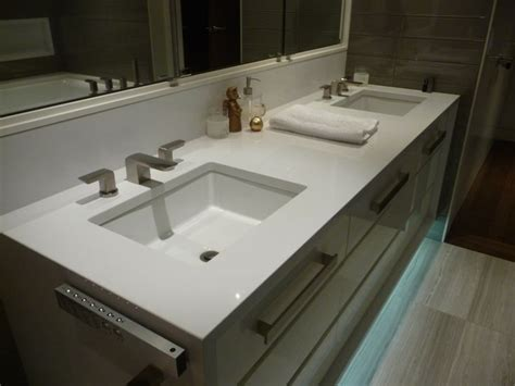 17 best images about engineered quartz bathrooms on