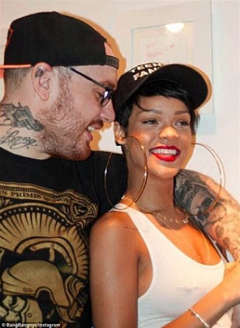 rihanna underboob tattoo meet the artists who give the great