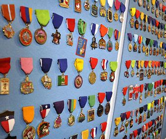 Fiesta Medals Giveaway - utsa institute of texan cultures cataloging displaying 2016 fiesta medals