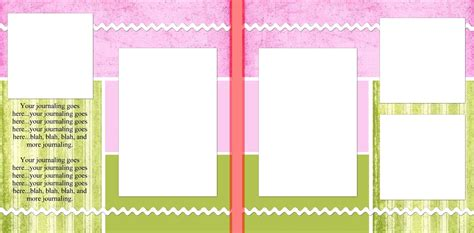 the gallery for gt wedding scrapbook layouts
