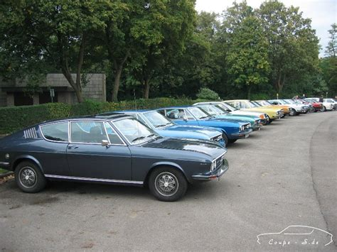 Audi Coupe Club by Herbsttreffen Des Audi 100 Coupe S Club 2010 Audi 100