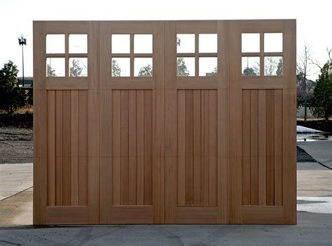 Cedar Wood Garage Doors Price Wood Garage Doors Wooden Overhead Door Paint Grade Doors