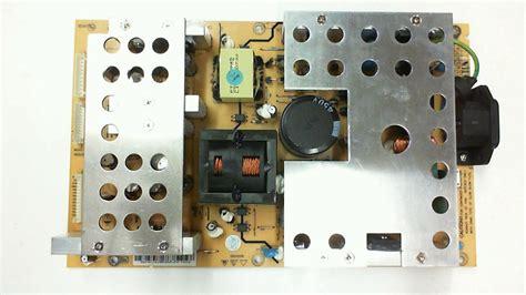 Power Supplay Mitsubishi Es200 mitsubishi ldt42iv power supply 996510010748 af290bgca08 tvparts at tvpartsinstock
