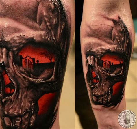 wicked skull tattoos skull kool skulls s