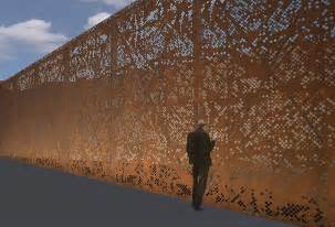 perforated corten steel panels images