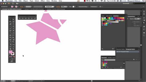 adobe illustrator cs6 tools the knife the scissors and the eraser in illustrator cs6