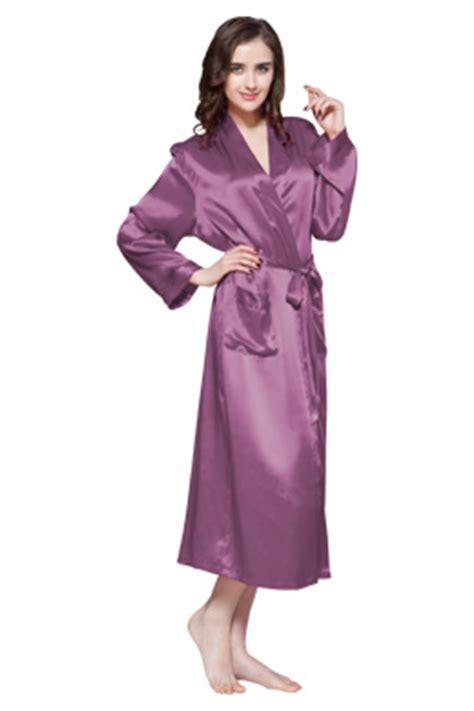 robe de chambre et peignoir en soie femme lilysilk