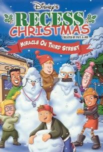 Recess Miracle On Third Free Recess Miracle On Third 2001 Rotten Tomatoes
