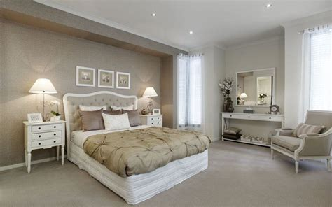 Light Brown Bedroom Light Brown Feature Wall Bedroom Pinterest Master Bedrooms Feature Walls And