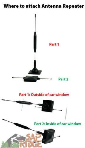 car rv mobile home cell phone antenna signal strength booster repeater buy in uae